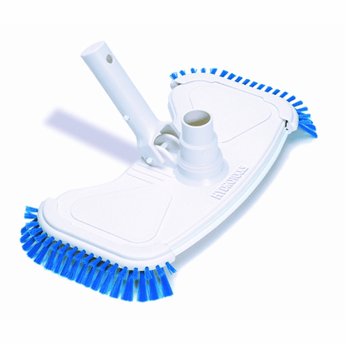 Swimline Butterfly Weighted Vacuum Head with Side Bristles 8132