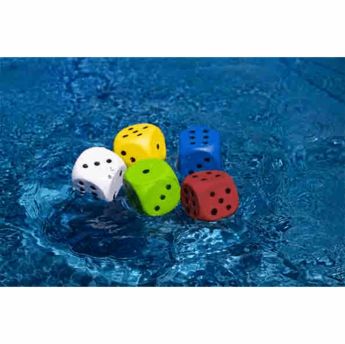 Swimline Floating Dice