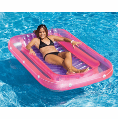 Swimline 9052  71-in  Floating Suntan Lounger