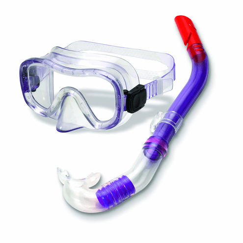 Swimline Lagoon Master Thermotech Mask and Snorkel Set