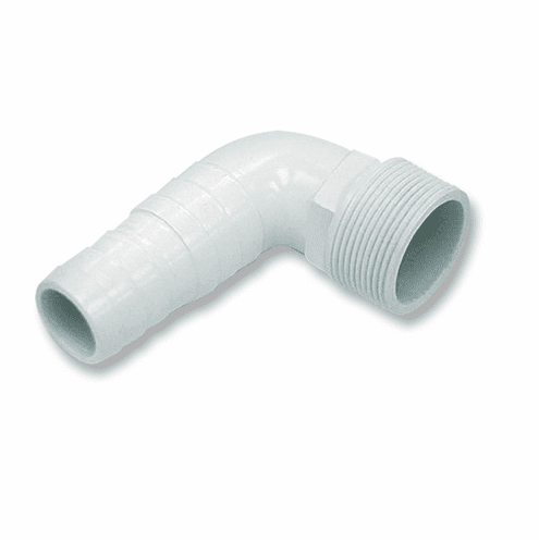 HydroTools 8907 Threaded / Barbed Elbow Fitting