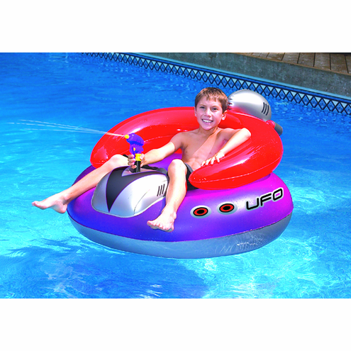 "Swimline UFO 45"" Spaceship Squirter"