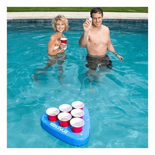 Swimways Floating Pong by Kelsyus