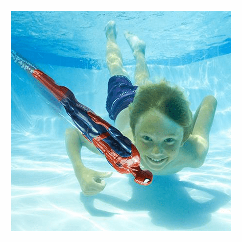 Swimways Spiderman Dive N Glide