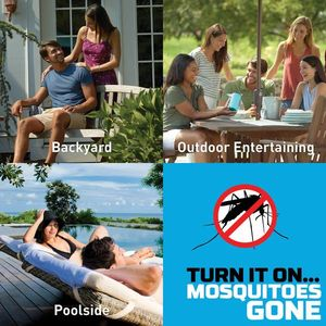 Thermacell Mosquito Repellent Devices