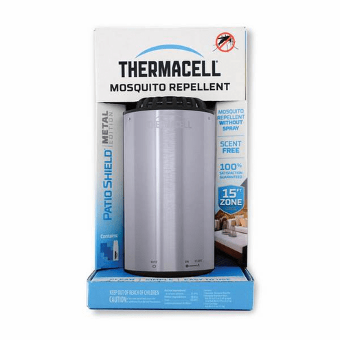 Thermacell Patio Shield Mosquito Repellent Nickel