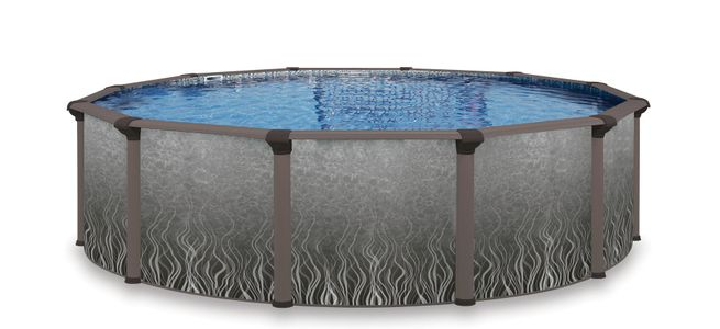"The Aquarian Quantum 52"" Above Ground Pool"
