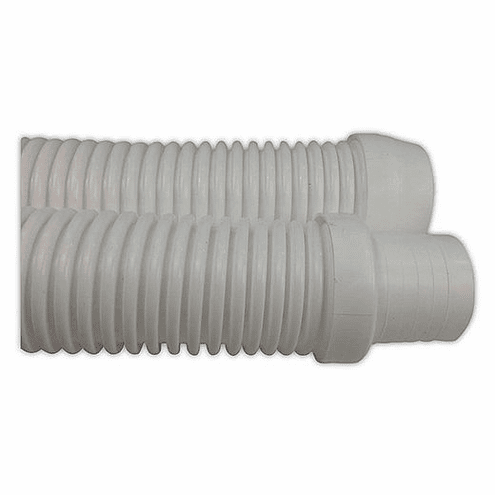 "Universal Automatic Pool Cleaner Hose | 48"" White"