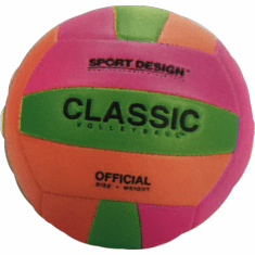 USA Pool Neon Classic Volleyball