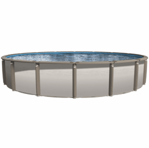 """Vogue Revelation 54"""" Above Ground Pool - 100% Resin Frame and Aluminum Wall"""