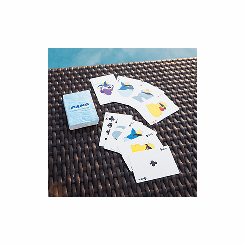 Waterproof Playing Cards by Game