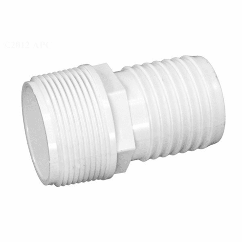 """Waterway 417-6150 Replacement Hose Adapter 1-1/2"""" Barb"""