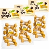 3-PACK Pet 'n Shape Chik 'n Dumbbells (9.51 oz)