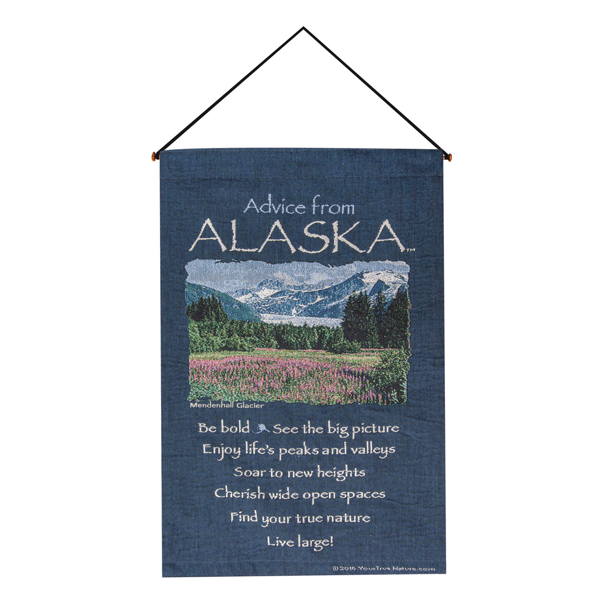 Wall Hanging Lesson Plan: Lessons From Alaska Wall Tapestry