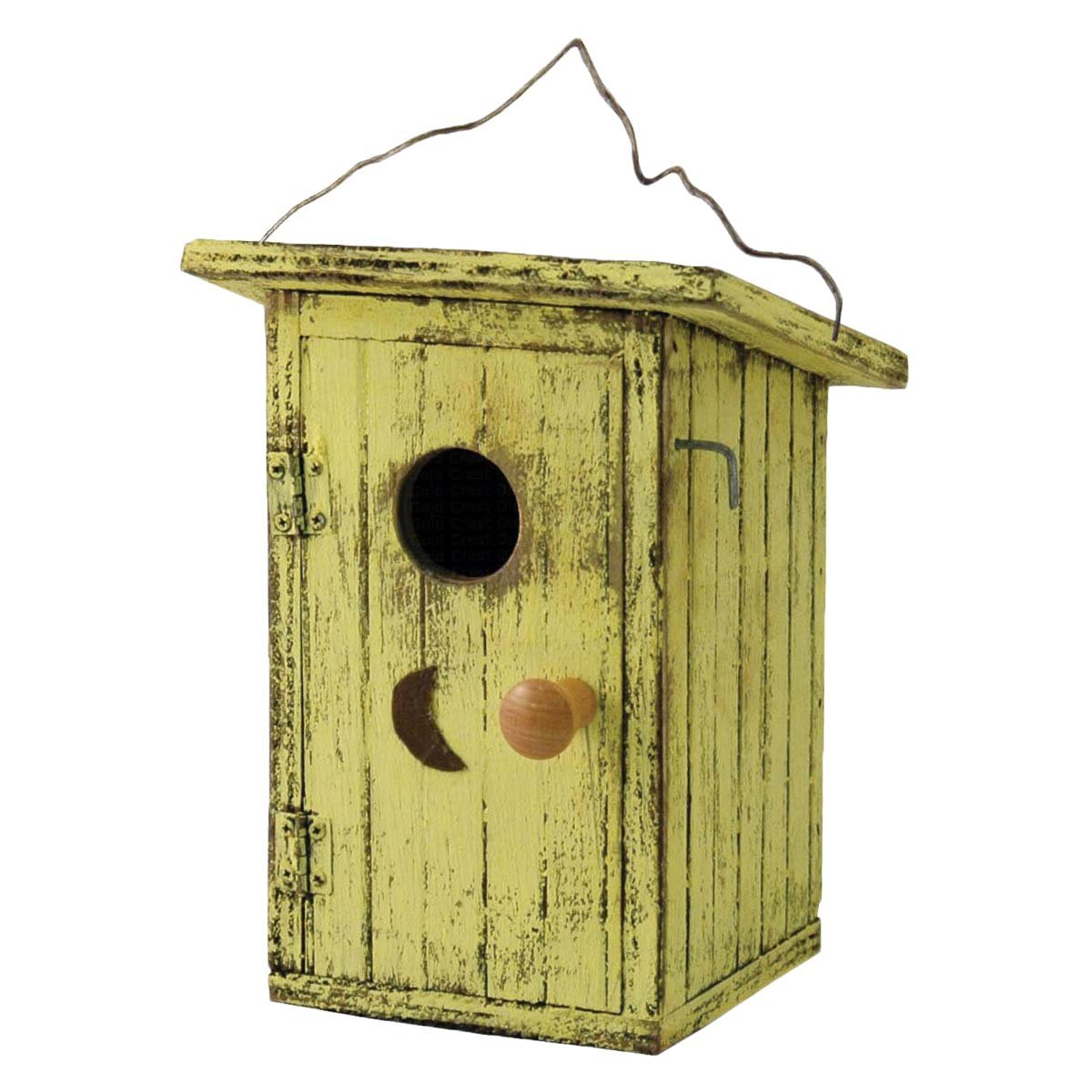 Outhouse at Black Forest Decor