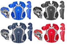 All-Star Adult Axis Pro System 7 Series Catcher's Kits (2018)