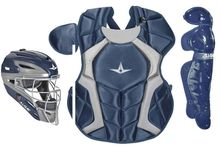 All-Star S7 Axis Navy Adult Catcher's Kit CKCCPRO1XNA