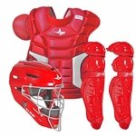 All-Star Adult Players Scarlet Catching Kit CKPRO3