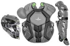 All-Star S7 Axis Graphite Adult Catcher's Kit CKCCPRO1XGPH