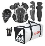 All-Star Black Junior Youth Player's Series Catcher's Kit CKCC79PSBK
