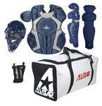 All-Star Navy Youth Player's Series Catcher's Kit CKCC79PSNA