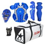 All-Star Royal Youth Player's Series Catcher's Kit CKCC79PSRO