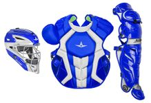 All-Star S7 Axis Two-Tone Royal/White Adult Catching Kit CKCCPRO1XROWH