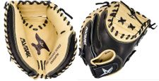 "All-Star The Anvil Weighted 33.5"" Catcher's Training Mitt CM3500TM"