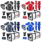 All-Star Youth Axis Pro System 7 Series Catcher Kits (2018)
