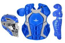 All-Star Youth Royal Axis Pro System 7 Series Catcher's Kit CKCC912S7XRO