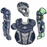 All-Star Youth S7 Axis Pro Navy Catcher's Gear CK912S7X
