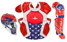 All-Star Youth USA Axis Pro System 7 Series Catcher's Kit CKCC912S7XUSA