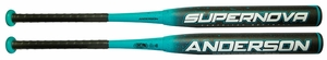 Anderson Supernova Fastpitch Bat 017035 -10oz (2018)