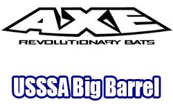 Axe Big Barrel USSSA Bats