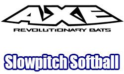Axe Bat Slowpitch Softball Bats