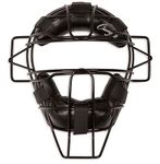 Champion Pro Baseball Mask Black BM2A