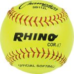 Champion Rhino 12in Leather Softball SB112L -- 1 DZ