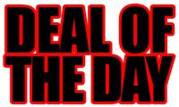 - DEAL OF THE DAY 3/6/2021