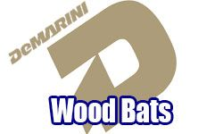 6 DeMarini Wood Bats