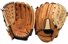 """Easton Natural Elite Outfield Glove 12.5"""" NES125"""