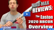 Easton 2020 BBCOR Overview