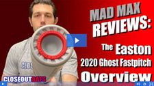 Easton 2020 Ghost Fastpitch Overview