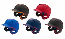 Easton Adult Z5 2.0 Matte Two-Tone Senior Batting Helmets
