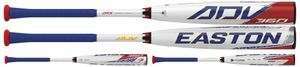 "Easton ADV 360 Stars and Stripes LE 2-5/8"" BBCOR Bat BB20ADVW -3oz (2020)"