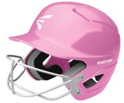 Easton Alpha Solid Pink T-Ball/Small Batting Helmet w/Mask A168531PK