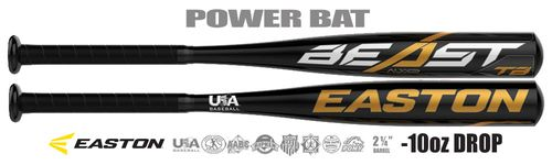 11 Easton 2019/ USA Tee Ball Bat 2/ 5//8/ Beast Speed