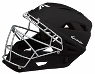 Easton Black Adult M7 Grip Catcher's Helmet A165319 -- Large