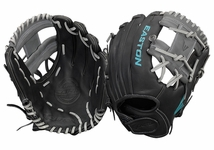 Easton Core Pro Fastpitch Series 11.75 in Infield Glove COREFP1175BKGY (2017)