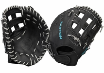 "Easton Core Pro Fastpitch 13"" Softball 1st Base Mitt COREFP3000BKGY (2017)"
