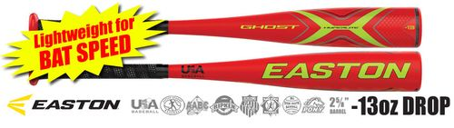 Easton Ghost X Hyperlite 2-5/8